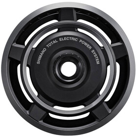 Shimano Steps SM-CRE60 Chainring Inside + outside protection screen, black